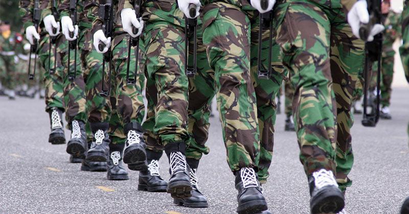como servir o país como fuzileiro naval
